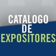 CATALOGO DE EXPOSITORES