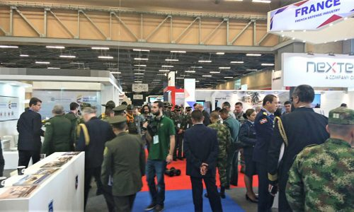 expodefensa 2019 - Visitors