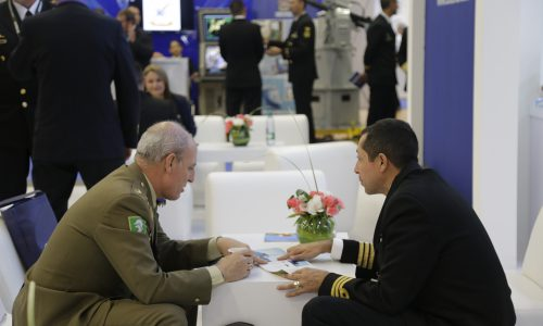 expodefensa 2019 - Exhibitors / Visitors