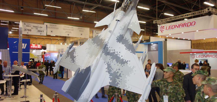 Saab Gripen Aircraft Aero DSC09723 Expodefensa 2017 [SE]