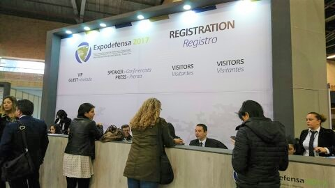 registration expodefensa